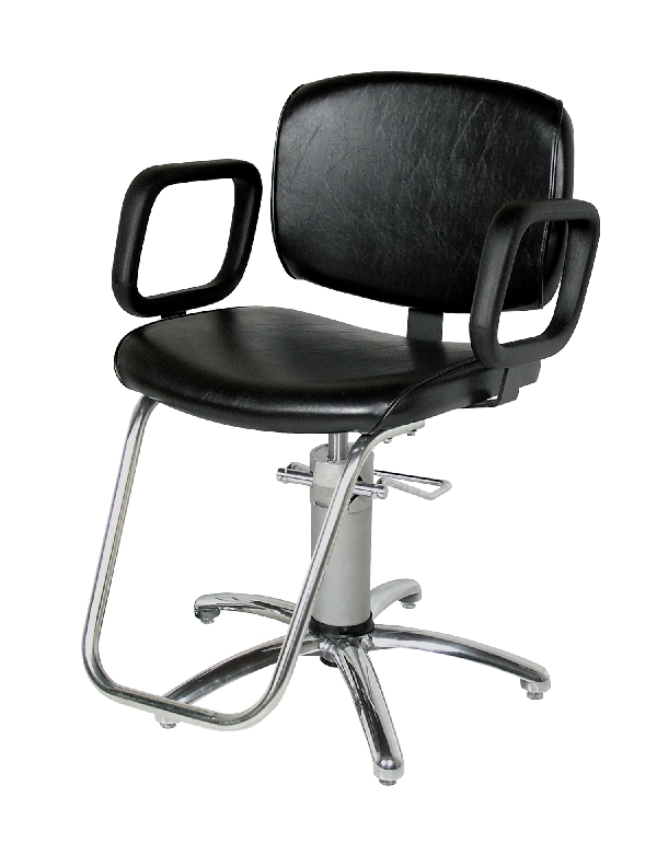 1800S QSE Styling Chair with Slim-Star Base