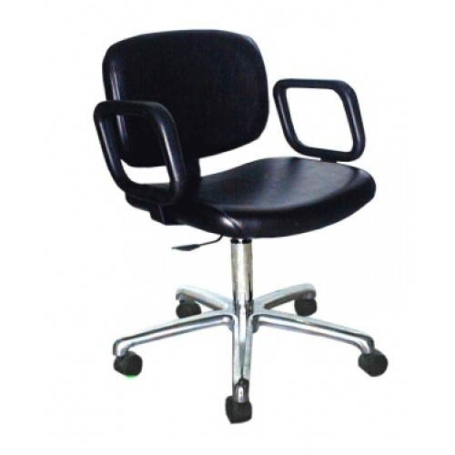 1840 QSE Taks Chair with Casters and Gas Lift
