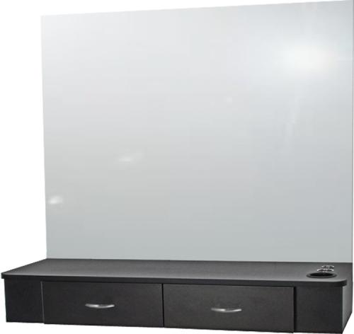 "3506-48 QSE Cameo 48"" Wall-Mounted Styling Station"