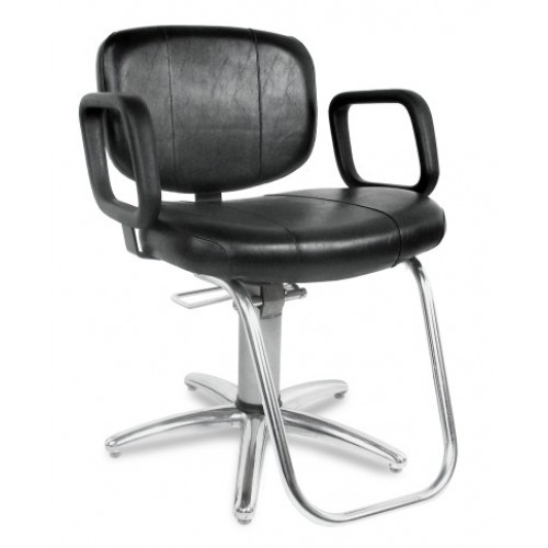 3700S Styling Chair with Slim-Star Base
