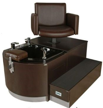 4436P Club Pedicure Cigno Chair