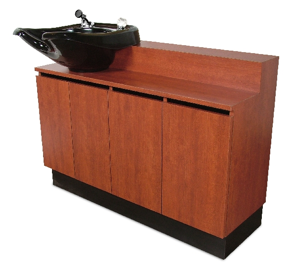 473-48 QSE Reve Sidewash Shampoo Station with Bowl