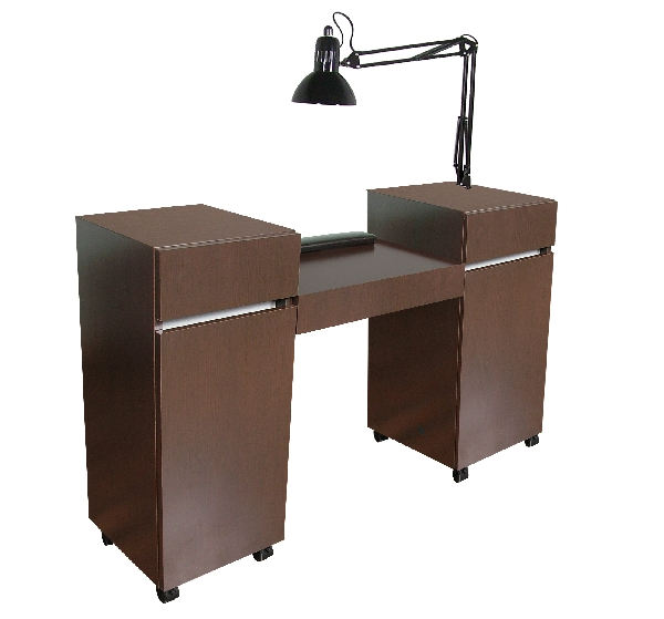 484-57 QSE Reve Twin Manicure Table