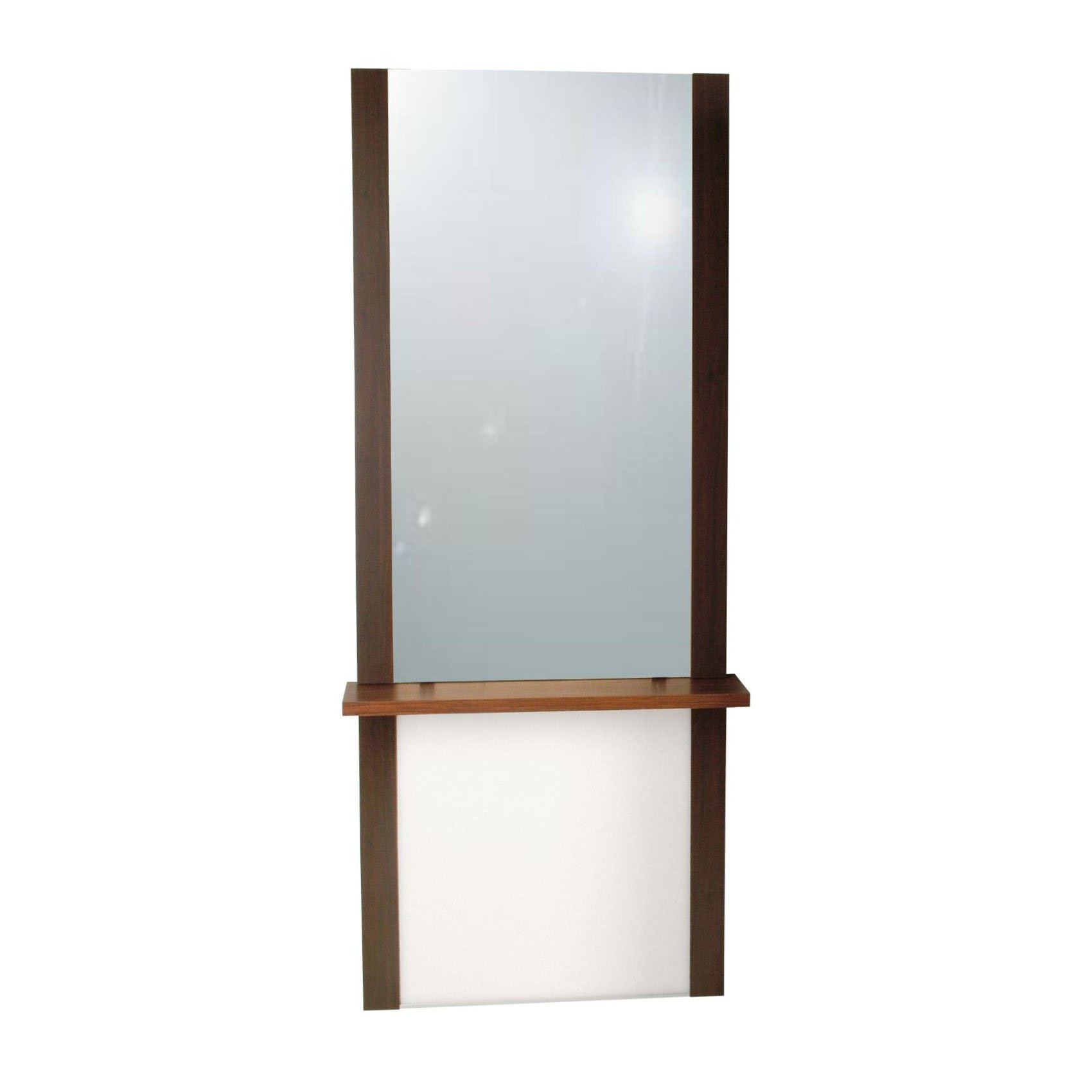623 Alta Wall-Mounted Mirror and Ledge