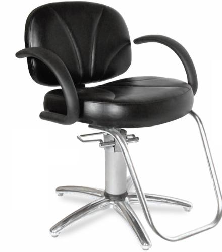 6500S Le Fleur Styling Chair with Slim-Star Base