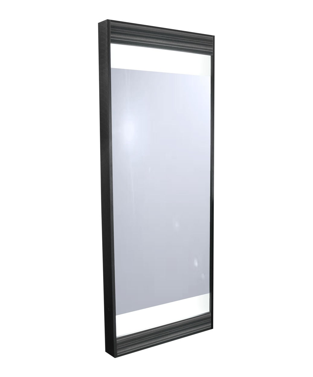 6621-32 Edge Full Length Mirror with T5 Lights