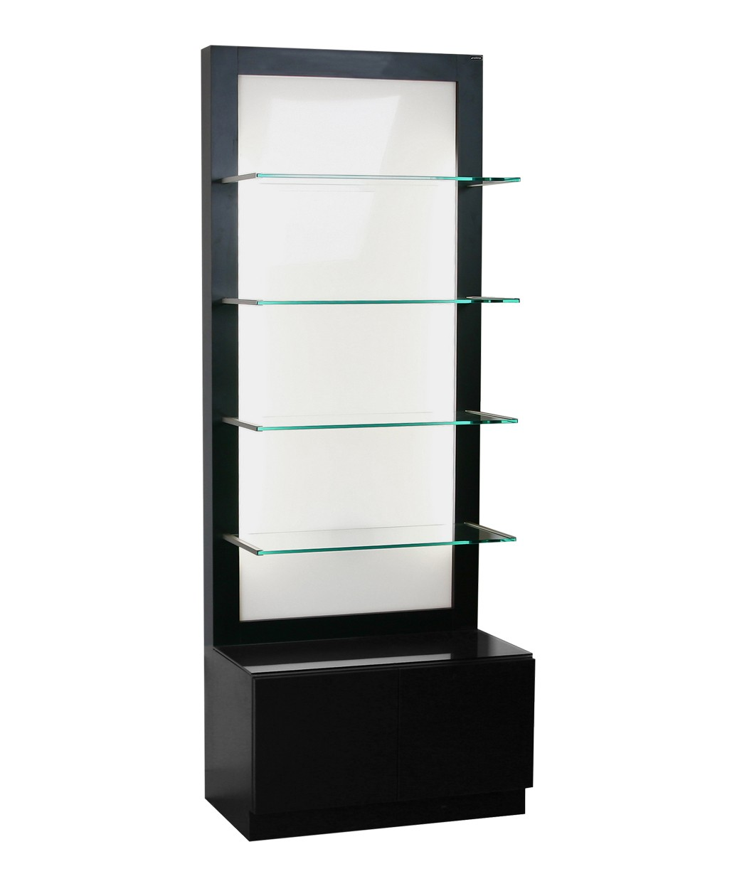 6650-32 Zada Backlit Retail Display with LED Lights