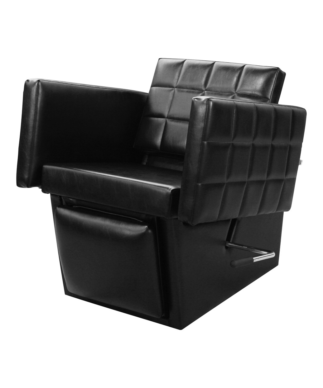 68ES Nouveau Eletric Shampoo Chair with Kick Out Legrest