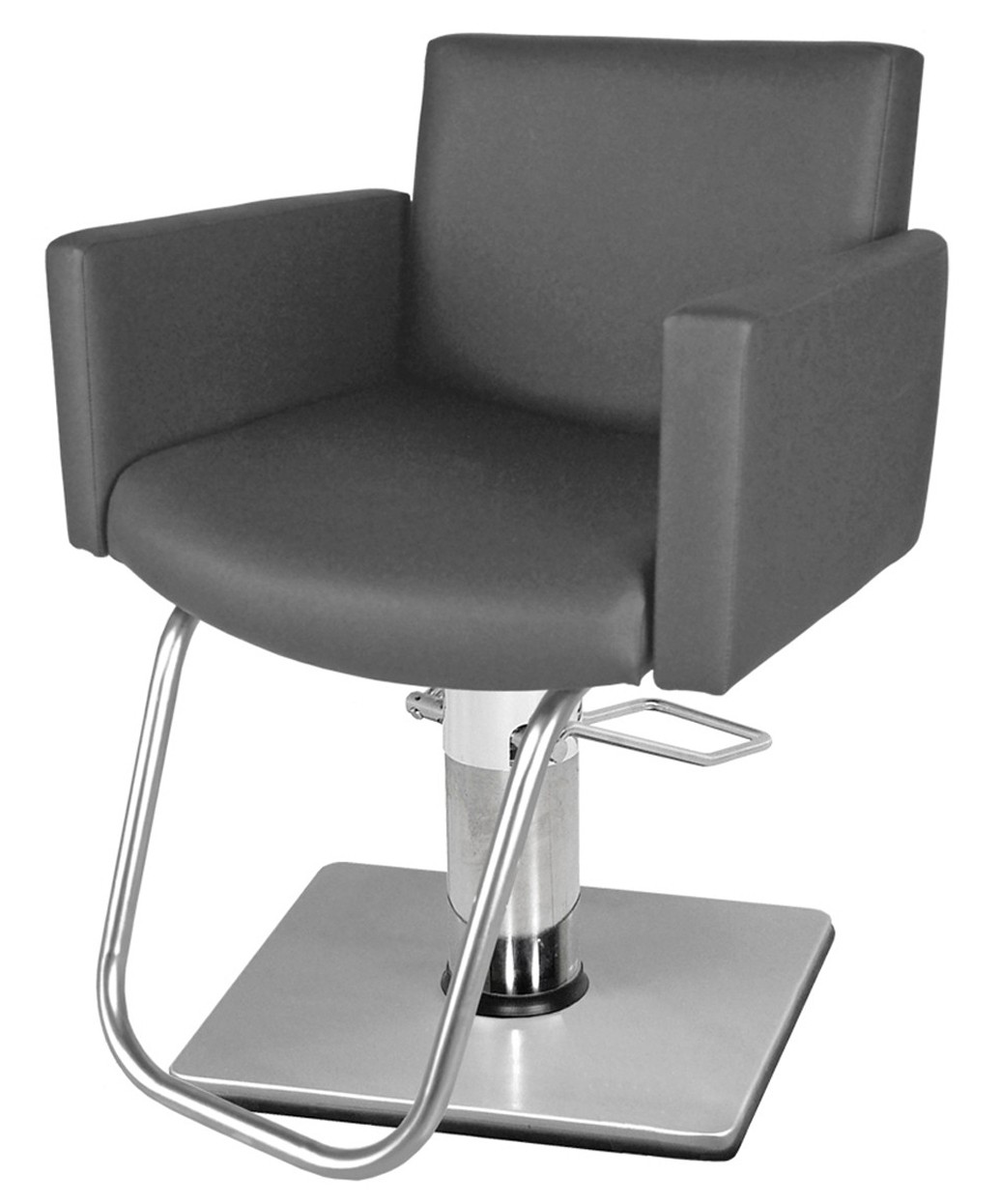 6900X  Cigno Styling Chair Square Base