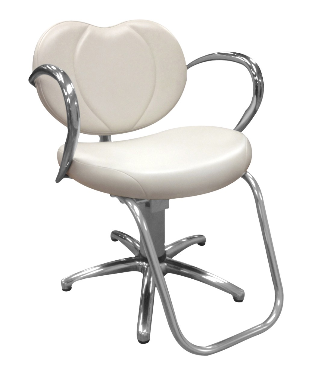 7000S Bella Styling Chair with Slim-Star Base