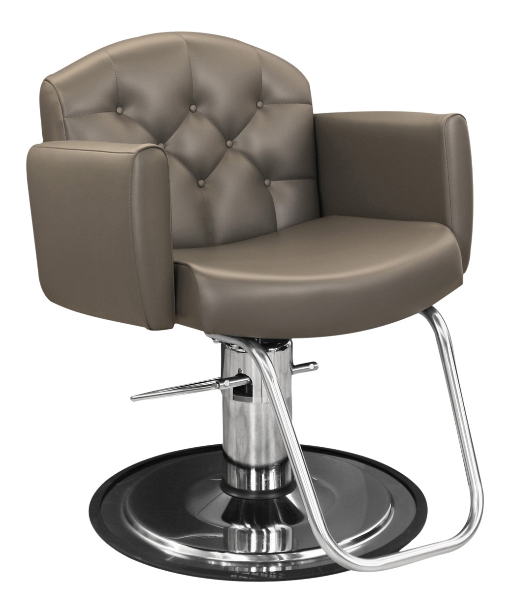 7100H Ashton Styling Chair Heavy-Duty Base
