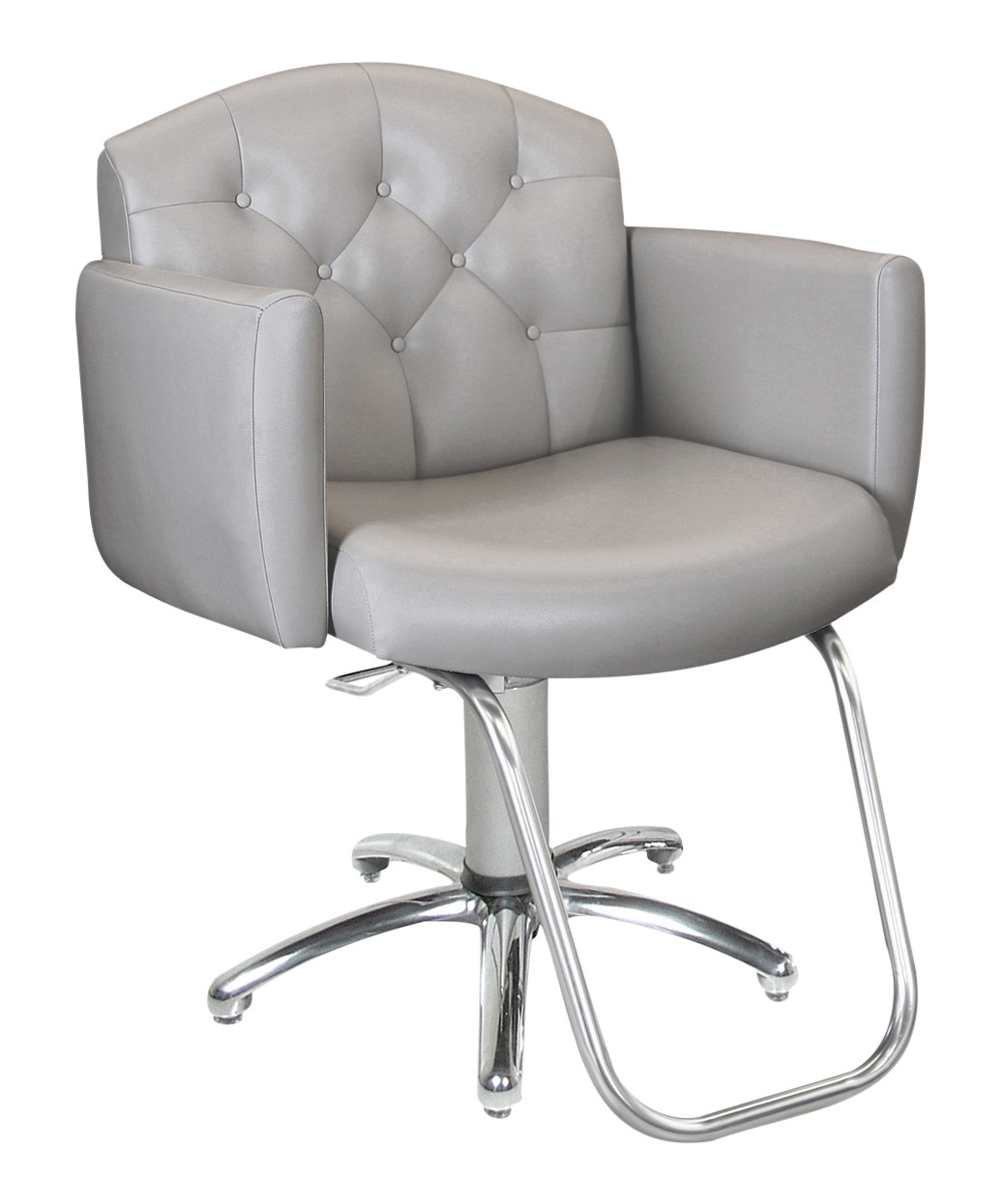 7100S Ashton Styling Chair Slim Base