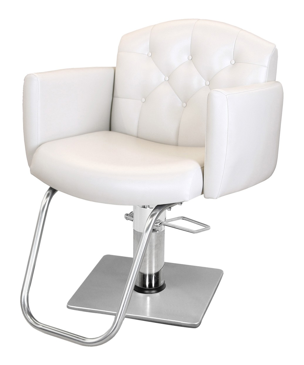 7100X Ashton Styling Chair Square Base