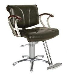 8101S Chelsea BA Styling Chair with Slim-Star Base