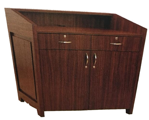 885-42 Bradford Concierge Desk