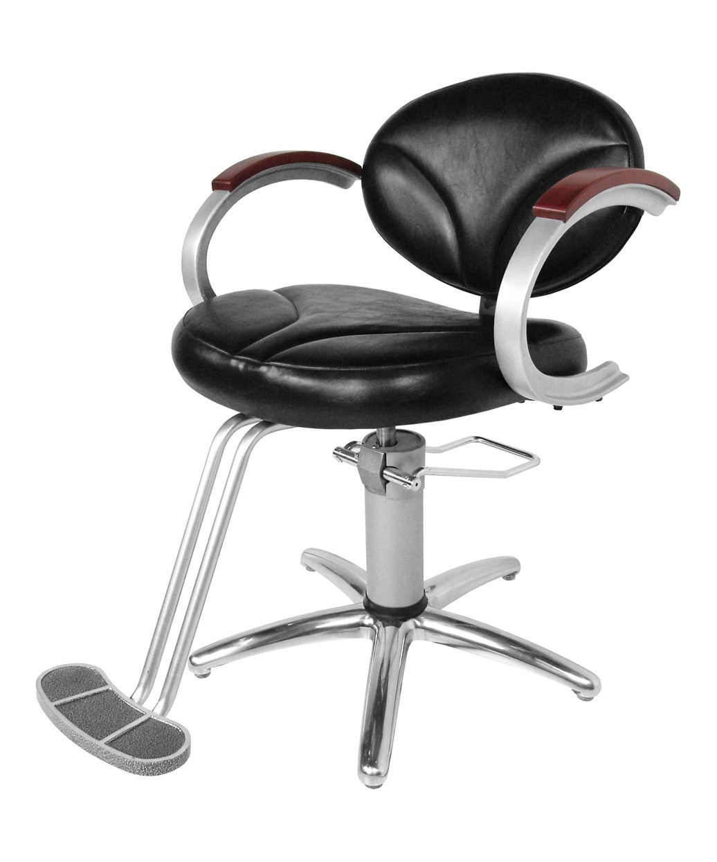9100S Silhouett Styling Chair with Slim-Star Base