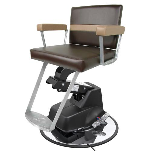 98ES Taress Shampoo Chair with Electric Base