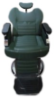 Mr. B Green Molded Barber Chair
