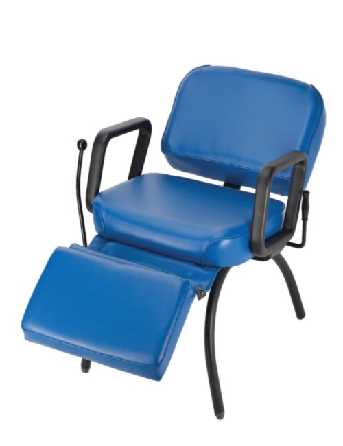 256 Shampoo Chair with Legrest