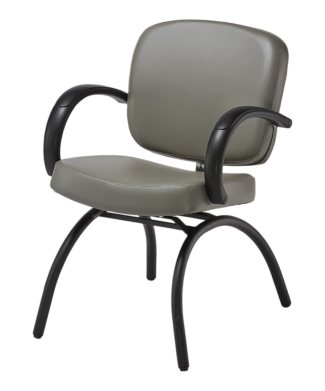 3620 Messima Reception Chair with Curved Legs