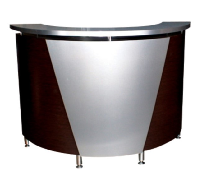 5031 Reception Desk Curved
