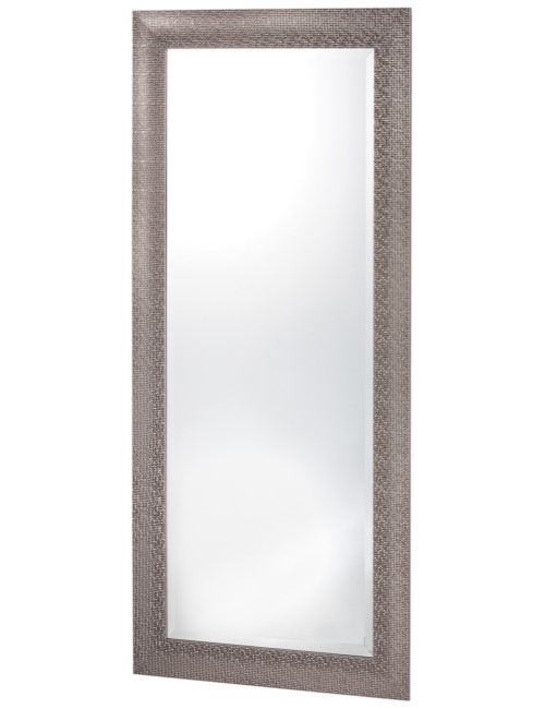 6619 Diamond Mirror Silver