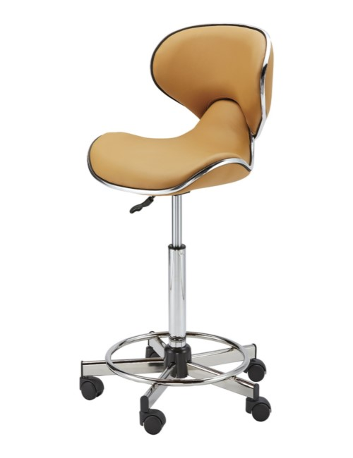 745 Butterfly Seat with Backrest