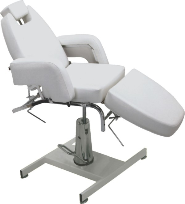 HF803 Deluxe Facial Chair with Hydraulic Base