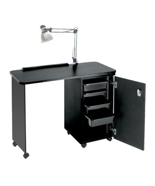 NC 1006N Nail Center Locking Cabinet