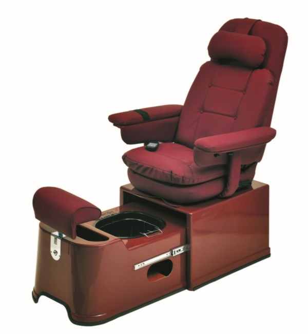 PS92 Fiberglass Footsie Pedicure Spa
