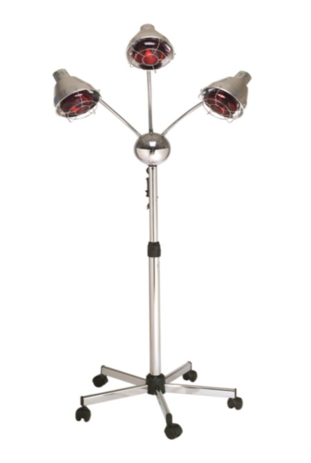 TL931 Lamp with Deluxe Base 3 Heads