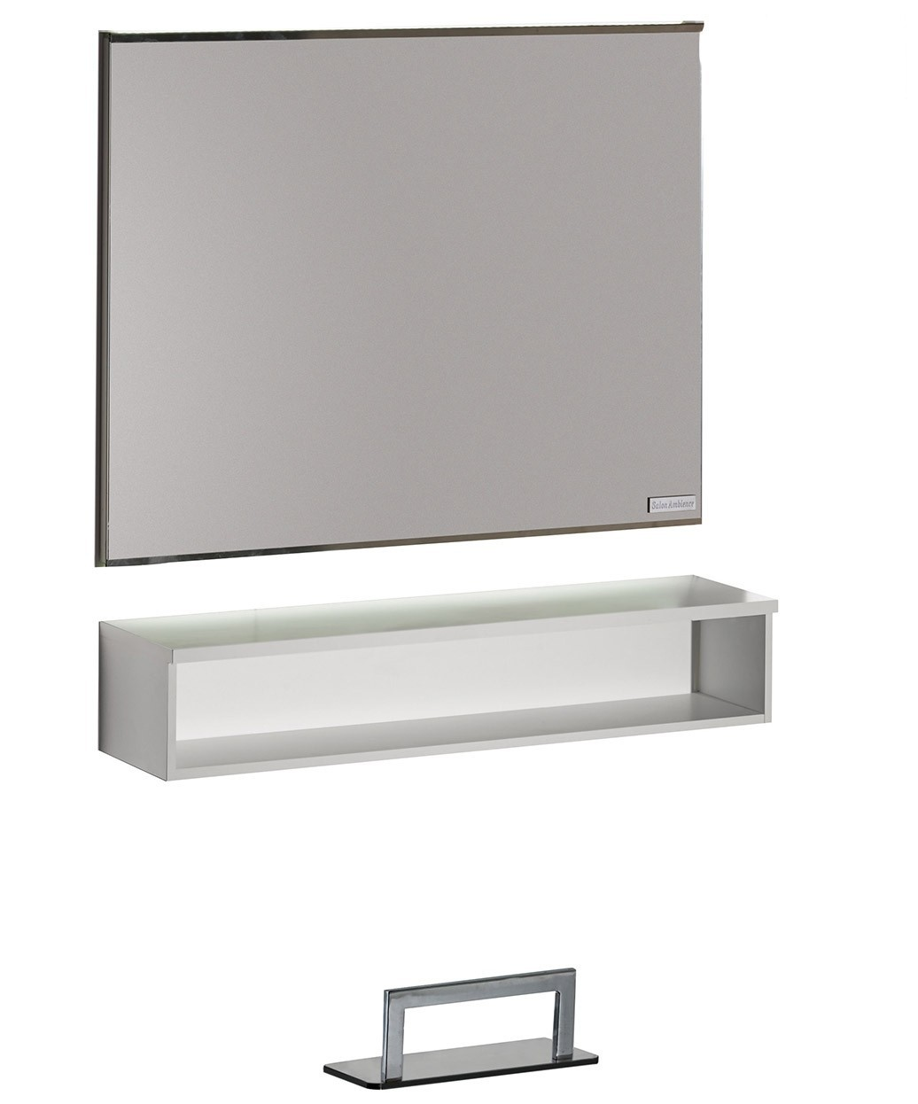 MI380 Horizon Mirror Styling Station with Storage