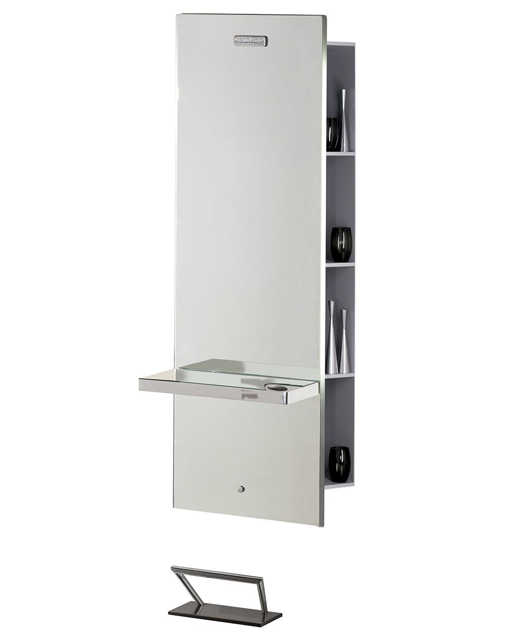 MI370 Lunar Mirror Styling Station with Storage
