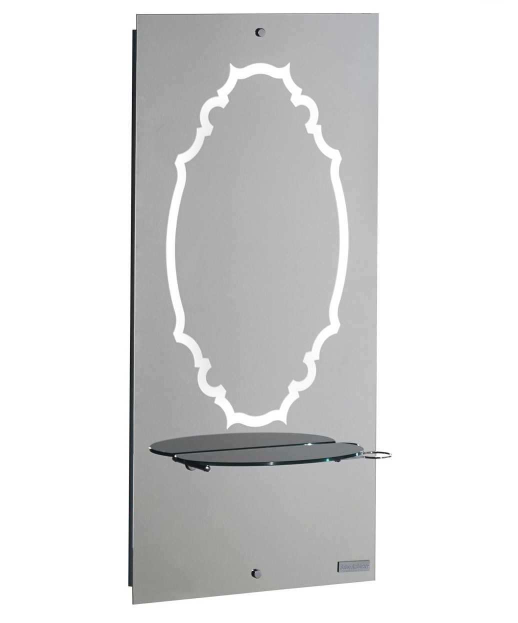 MI360 Versailles Mirror Styling Station